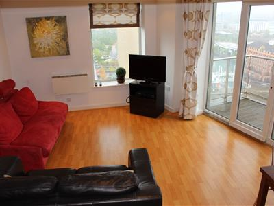 Sovereign Point, Salford Quays - 1 Bed Apartment
